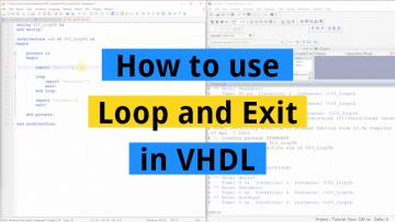 Loop and Exit