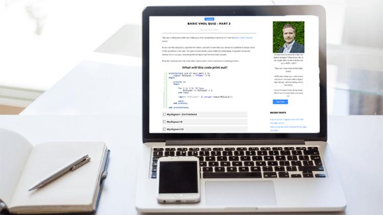 Basic VHDL quiz part 2