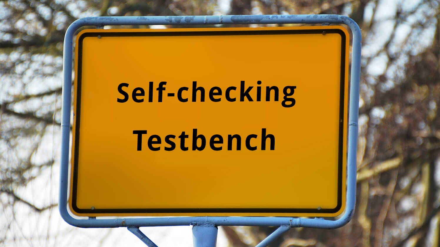 How to create a self-checking testbench - VHDLwhiz