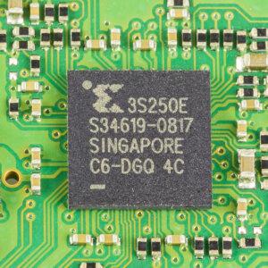 Xilinx 3S250, Spartan-3E FPGA Family