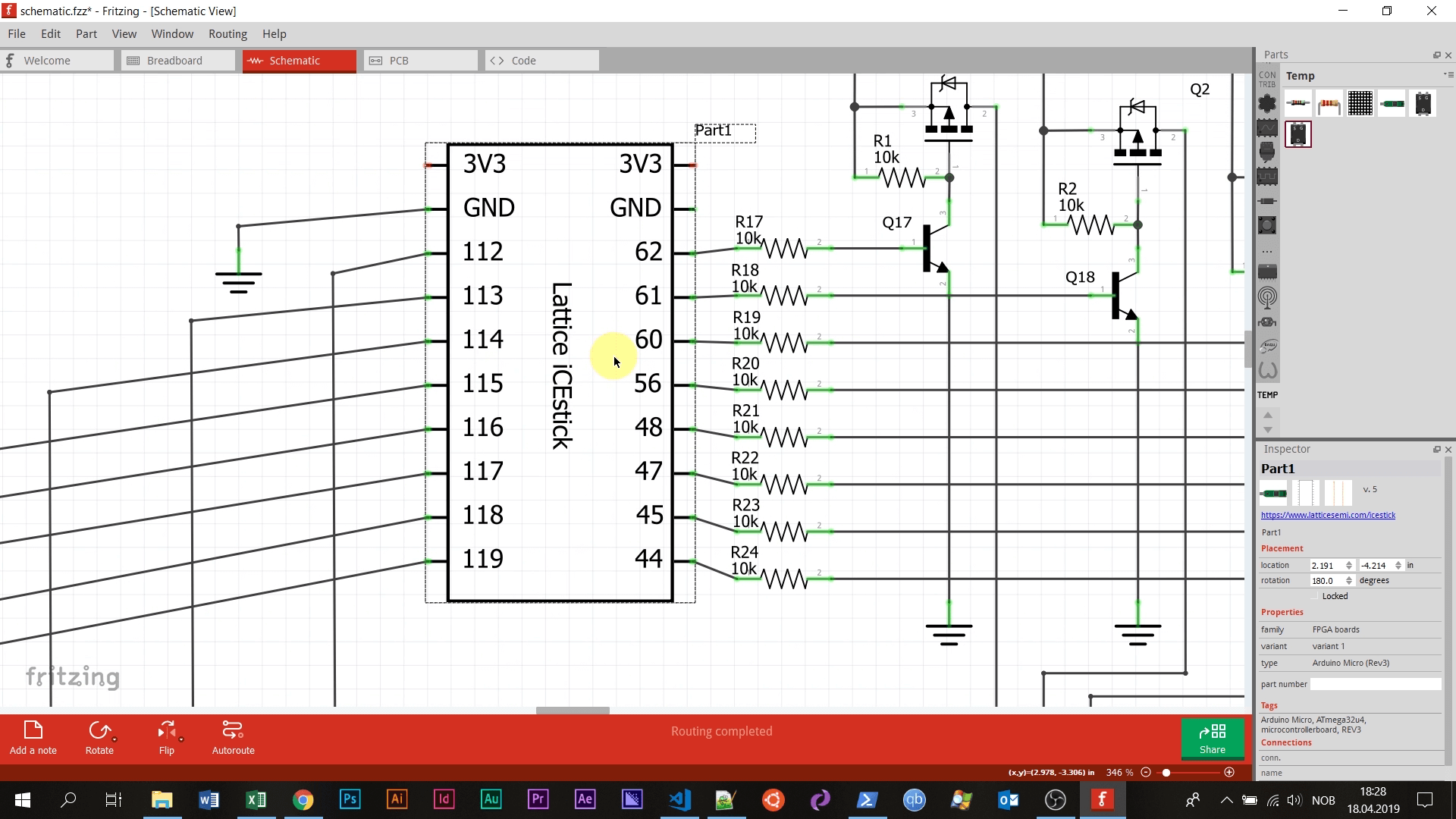 FPGA course - Everything you need to know about the Dot