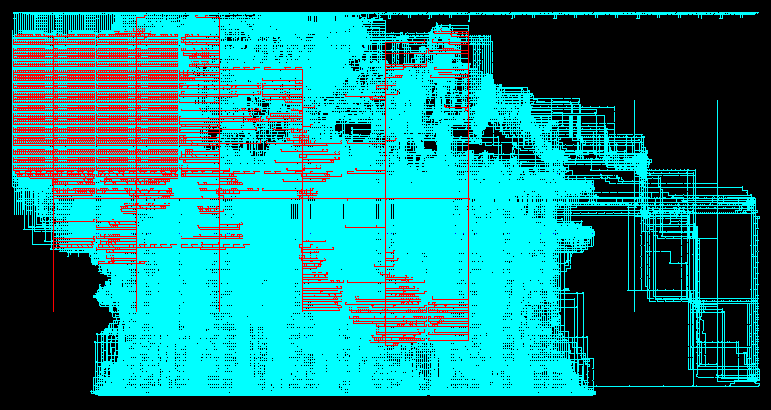 Clock net example